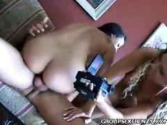 sophia sharing a knob