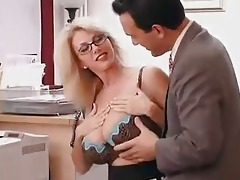 large titted mama with her boss...f87