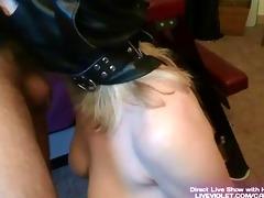 older perverted pair get deepthroat gold show