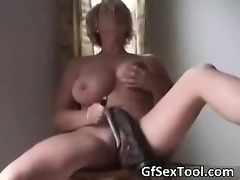 blond mother i with biggest hooters rubbing part9