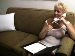 tracys sexy hotel snatch massage part 9