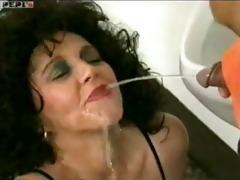 mature void urine