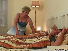 wife acquires raging when found him fucking her