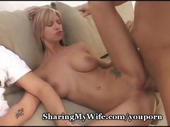 sharing my hawt wife