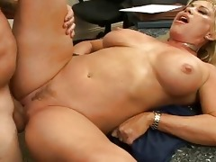 breasty blond mother i pick up a chap and fucking