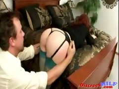 busty redhead d like to fuck receives it is up