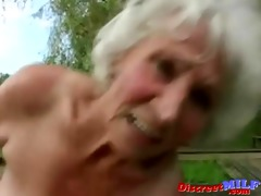 aged granny receive screwed by youthful dude