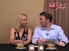 sex ed: watching my wife receive gangbanged