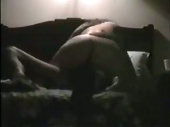 plump aged pair vacation sex