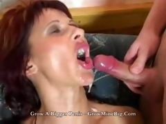 the dominatrix and the waiter - anal