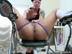 bound d like to fuck receive biggest sex toy in