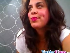 hot mother i with big milk shakes teasing on