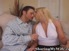excited wifey lusts for recent penis