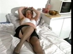 aged wench is a sex fiend