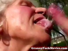 indecent grandma engulfing