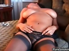 marvelous face dark brown with massive boobs part8