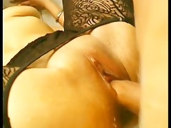 honey squirts on pecker