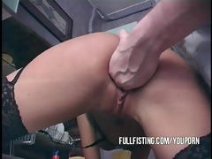 wife highly concupiscent desire to receive fisted