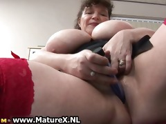 slutty bulky aged lady fucks part10