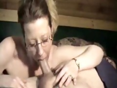 wild wife engulfing the penis of her spouse