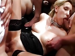 golden-haired d like to fuck with large bosom in