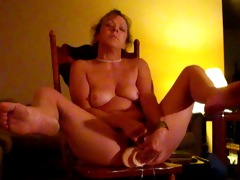 wife orgasms with big shlong