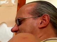 crazy old mama receives hard fucked and does oral