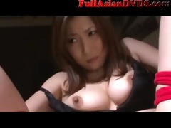 oriental d like to fuck maid fastened and made to