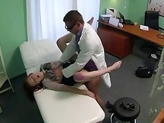 fraud doctor bangs mother i in the hospital
