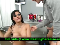 aletta ocean dark brown doctor blowjobs pounder