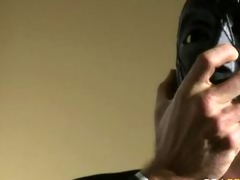 the dudes in plastic masks starring nikki sexx
