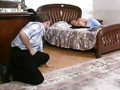 breasty russian abode wife tempted