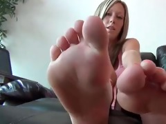 step-sister caught brother watching foot porn