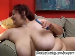 hot big beautiful woman has biggest love muffins