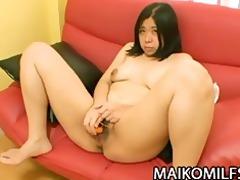 haruko fukuda - a cock-riding japanese mommy