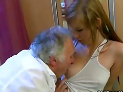 granfather fuck her hot nephew angel in hose