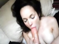 astonishing wife deepthroat