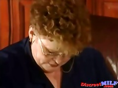 d like to fuck and granny receive drilled