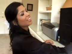 alexis amore - sexy maid
