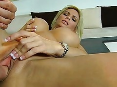 hardcore xxx action with breasty golden-haired