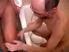 old grandpapa family sex with youthful daughter