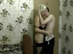 momlick com blonde aged engulf and fuck youthful