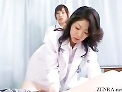 d like to fuck japan doctor instructs nurses on