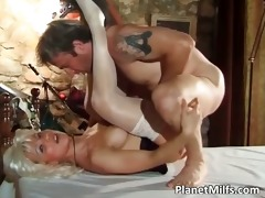 platinum blond d like to fuck got gangbanged