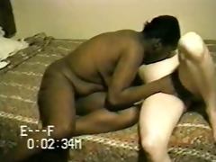 mixed lesbos in a motel room