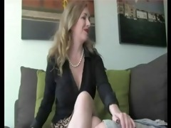 milf cook jerking #4 (dirty talking stepmom)