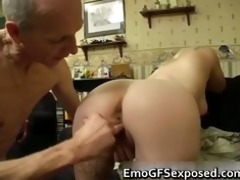 old papy fucking youthful tattooed wife part6