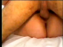 turkish aged pussy and wazoo fuck