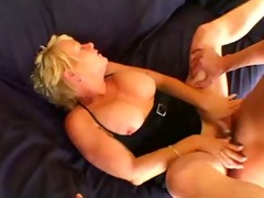cougar longing the cock!