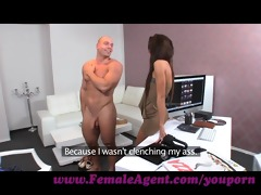 femaleagent. the sexiest d like to fuck agent